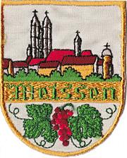 Wappen der Weinbaugemeinschaft Meißen